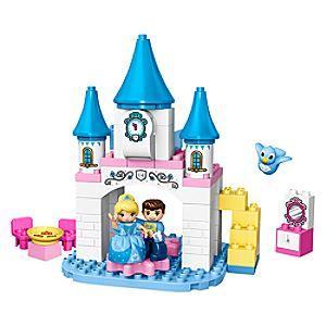Disney Store Cinderella's Magical Castle Lego Duplo Playset