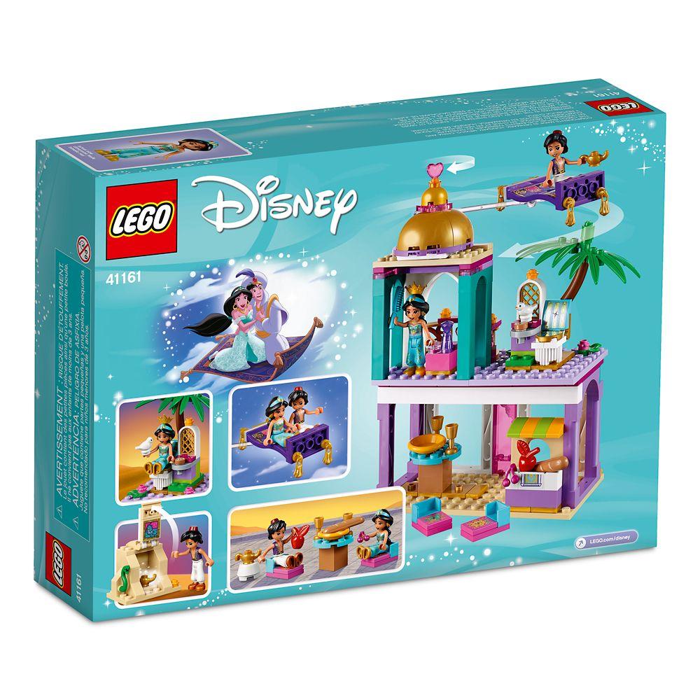 Aladdin and Jasmine's Palace Adventures Playset by LEGO