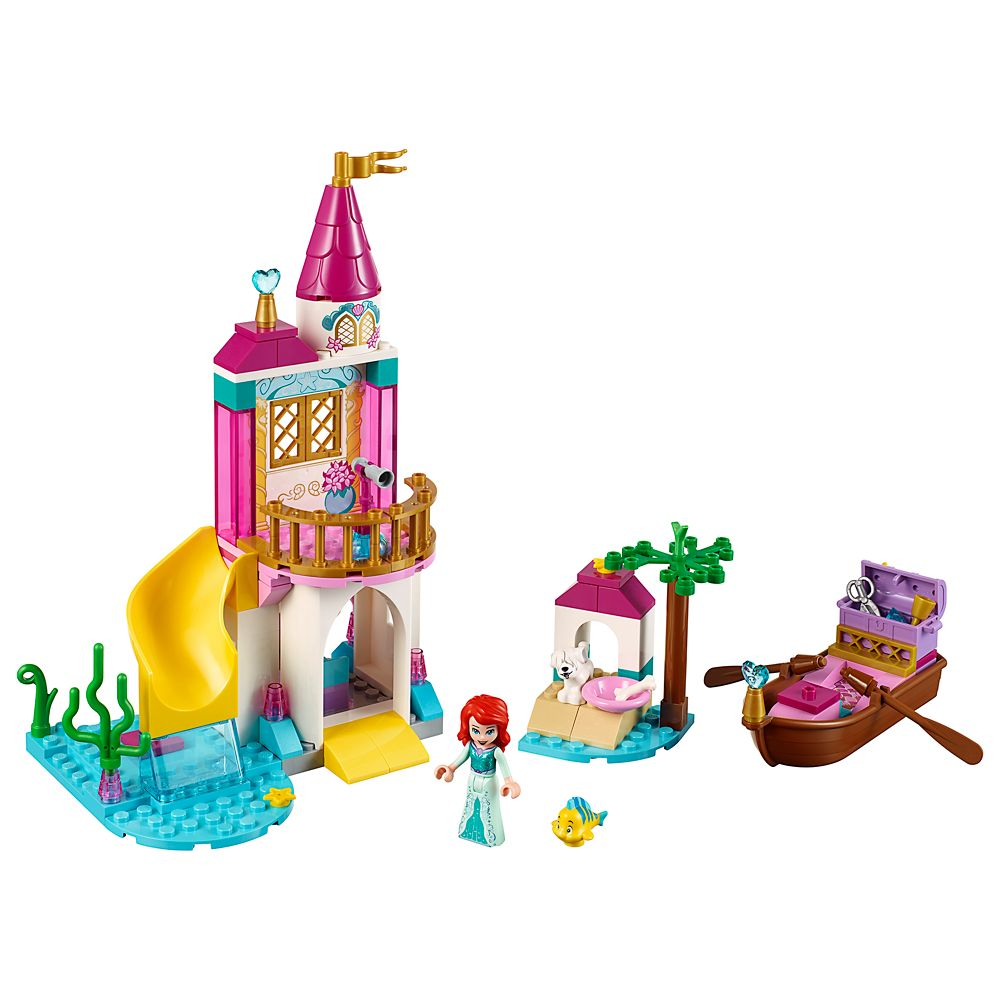 Ariel's Seaside Castle Playset by LEGO