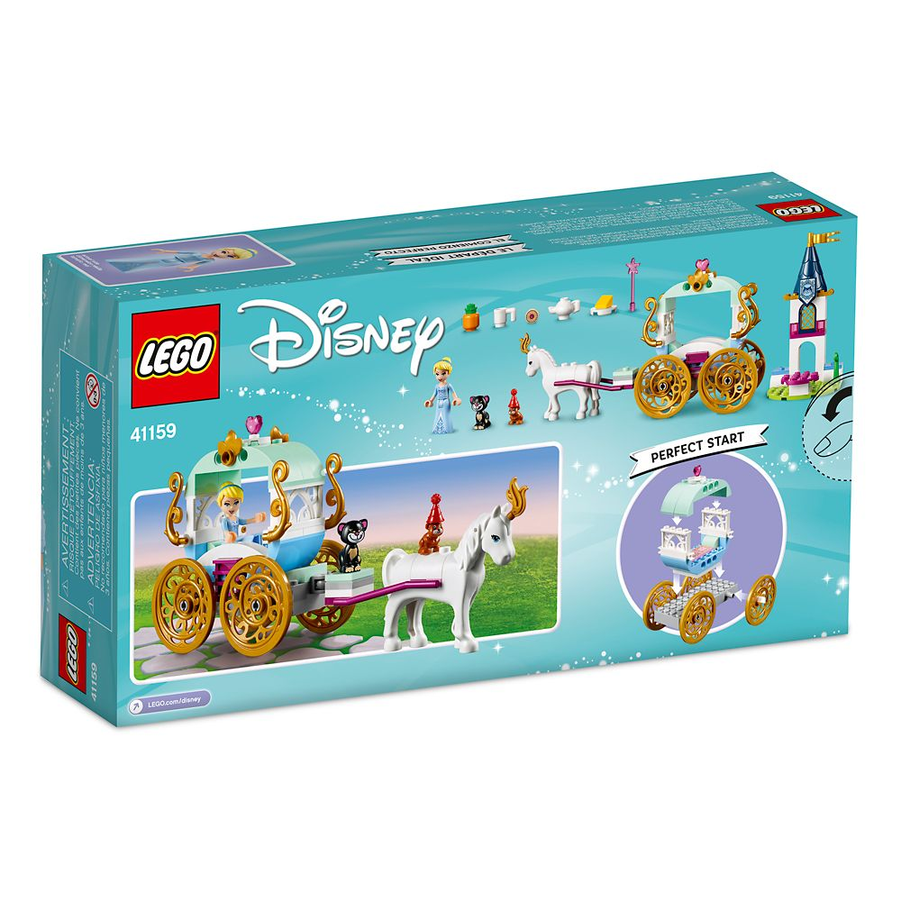 Cinderella's Carriage Ride Playset by LEGO
