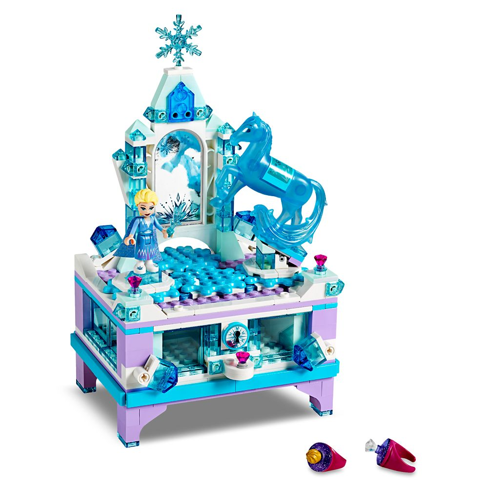 Elsa's Jewelry Box Creation Building Set by LEGO – Frozen 2