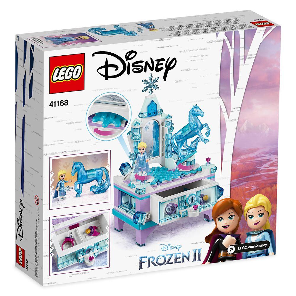 Elsa's Jewelry Box Creation Building Set by LEGO – Frozen 2