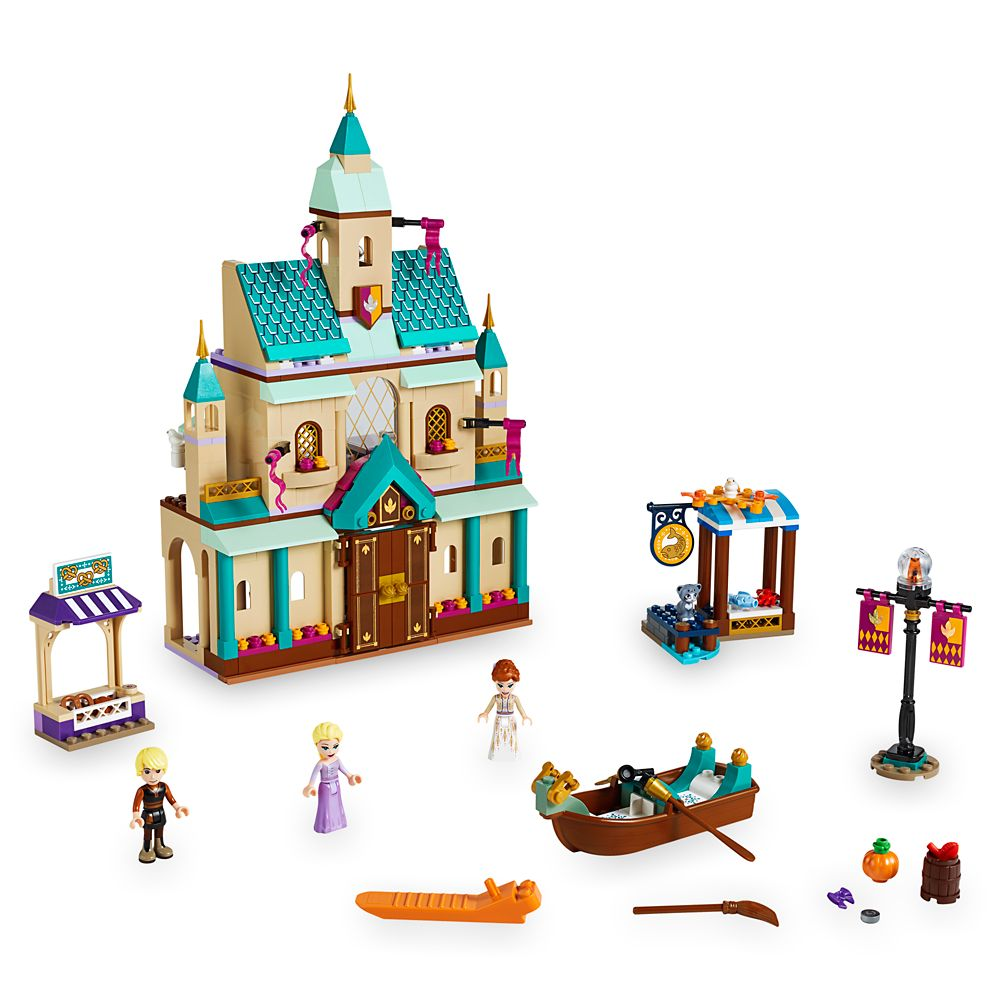 Arendelle Castle Village Building Set by LEGO – Frozen 2 Disney