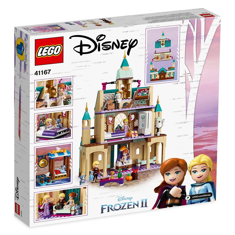 Arendelle Castle Village Building Set by LEGO – Frozen 2