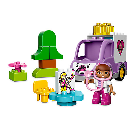 Doc McStuffins: Rosie the Ambulance Playset by LEGO Duplo