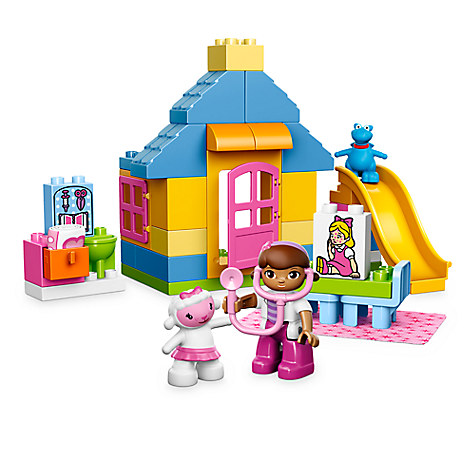 Doc McStuffins Backyard Clinic Playset by LEGO Duplo