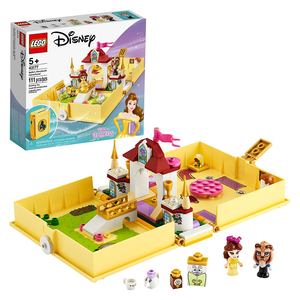 Belle's Storybook Adventures Building Set by LEGO