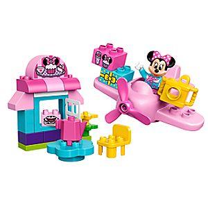 Disney Store Minnie Mouse: Minnie's Café Lego Duplo Playset