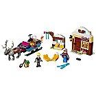 Anna &Kristoff's Sleigh Adventure Playset by LEGO - Frozen