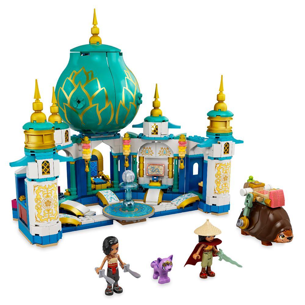 LEGO Raya and the Heart Palace 43181 - Disney Raya and the ...