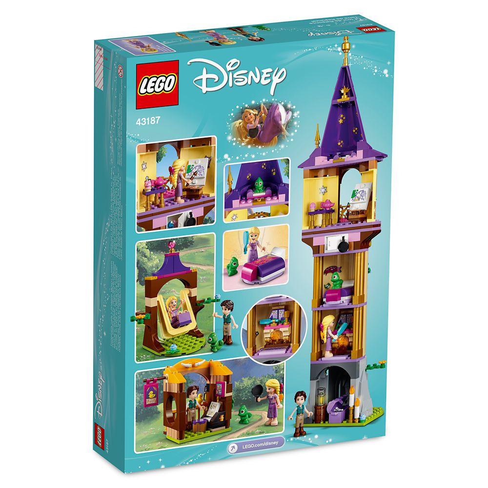 LEGO Rapunzel's Tower 43187