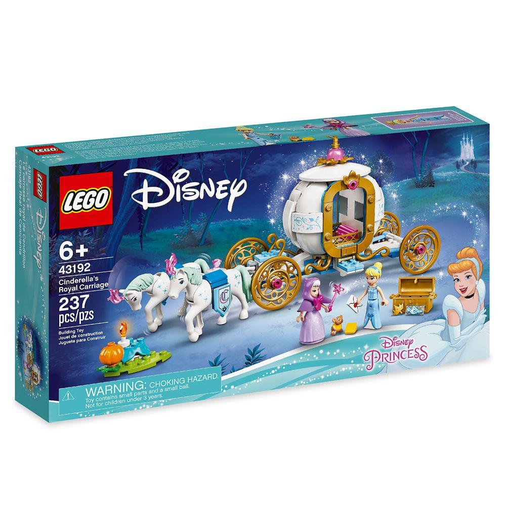 LEGO Cinderella's Royal Carriage 43192