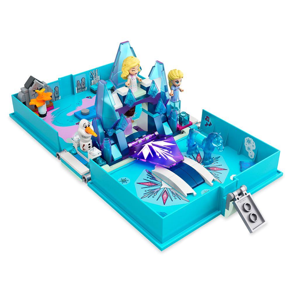 LEGO Elsa and the Nokk Storybook Adventures – Frozen 2 – 43189
