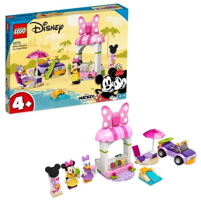 LEGO Minnie Mouse's Ice Cream Shop 10773