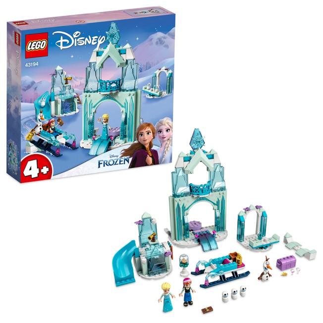 LEGO Anna and Elsa's Frozen Wonderland 43194 – Frozen
