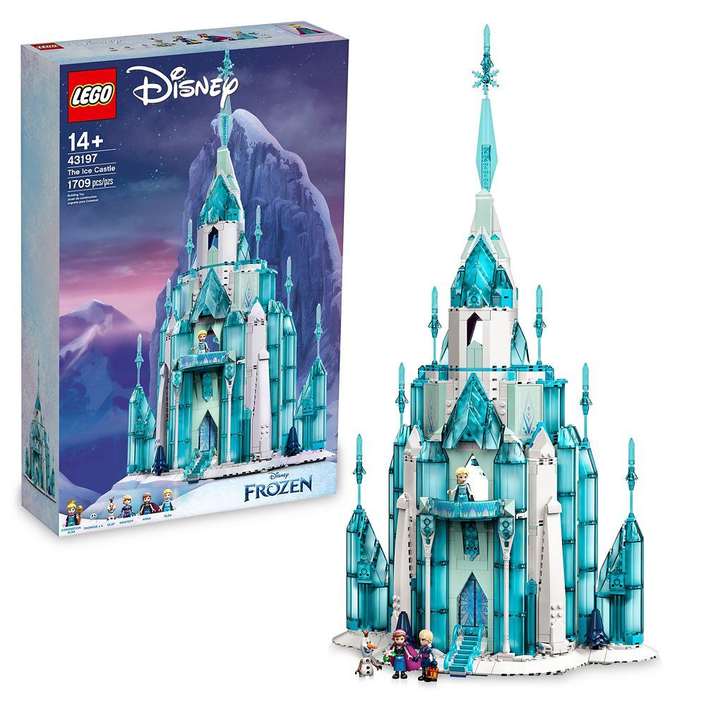 LEGO The Ice Castle 43197 – Frozen