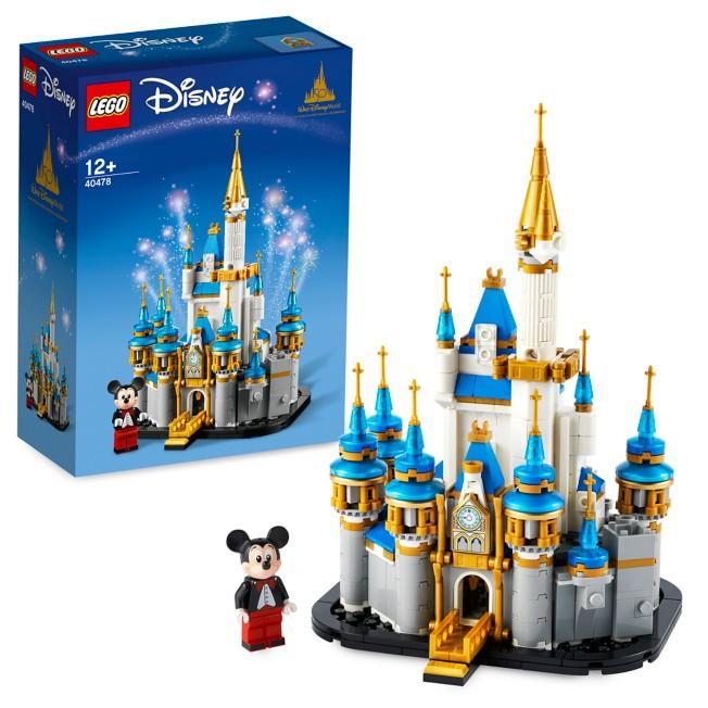 LEGO Mini Disney Castle 40478 – Walt Disney World 50th Anniversary