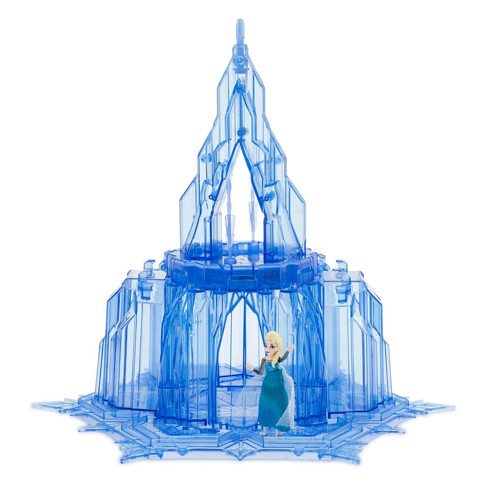 Elsa Ice Castle Construction Set – Frozen