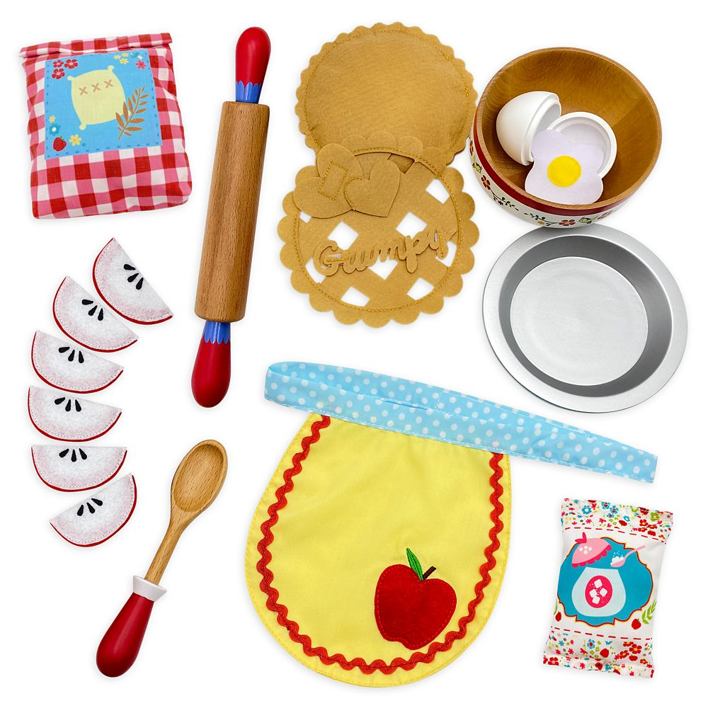 Snow White Apple Pie Play Set