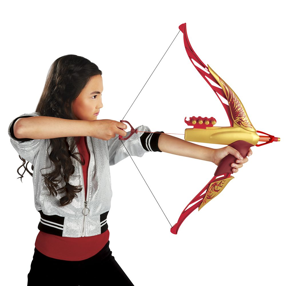 Mulan Warrior Bow and Arrow Play Set – Live Action Film