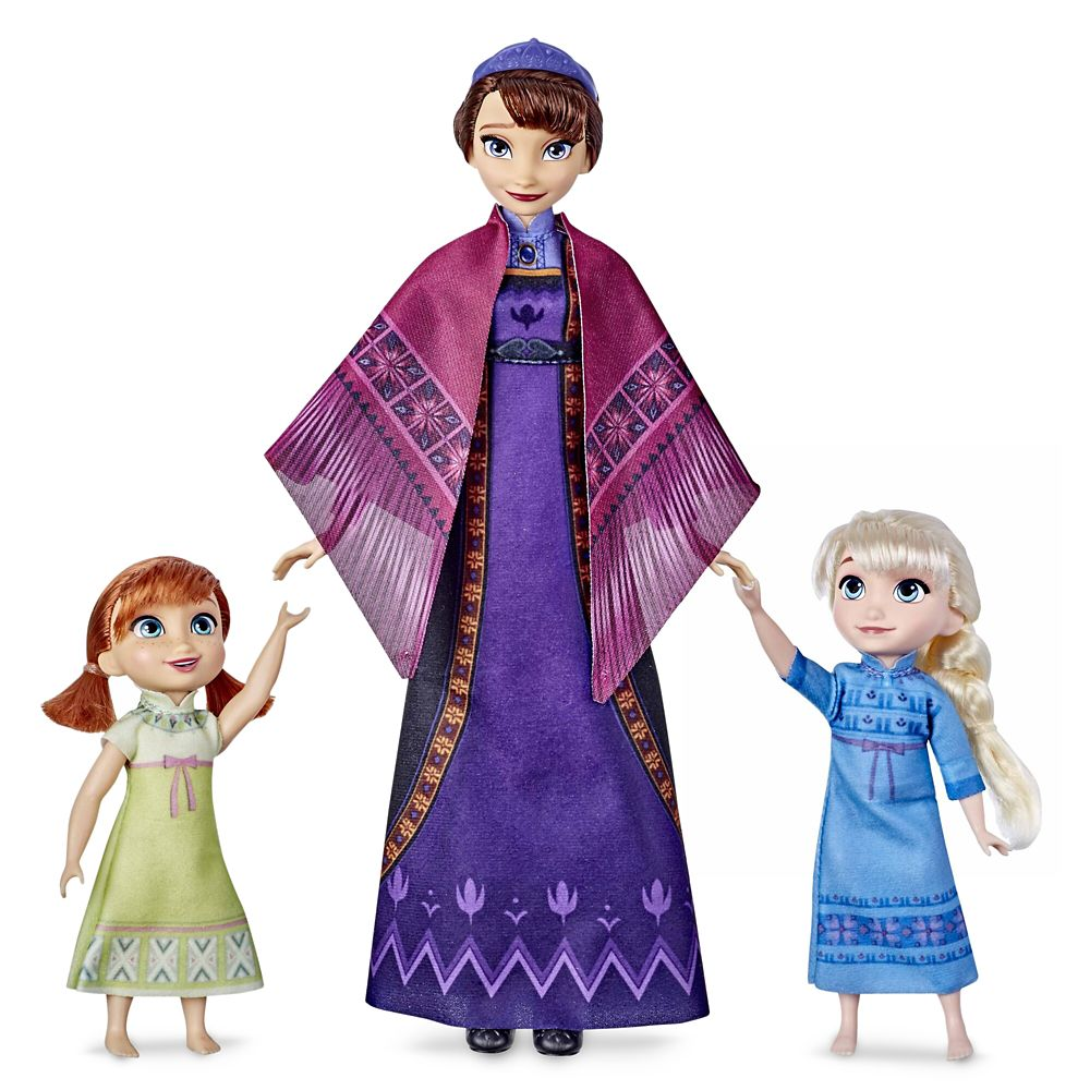 Queen Iduna Lullaby Set by Hasbro – Frozen 2