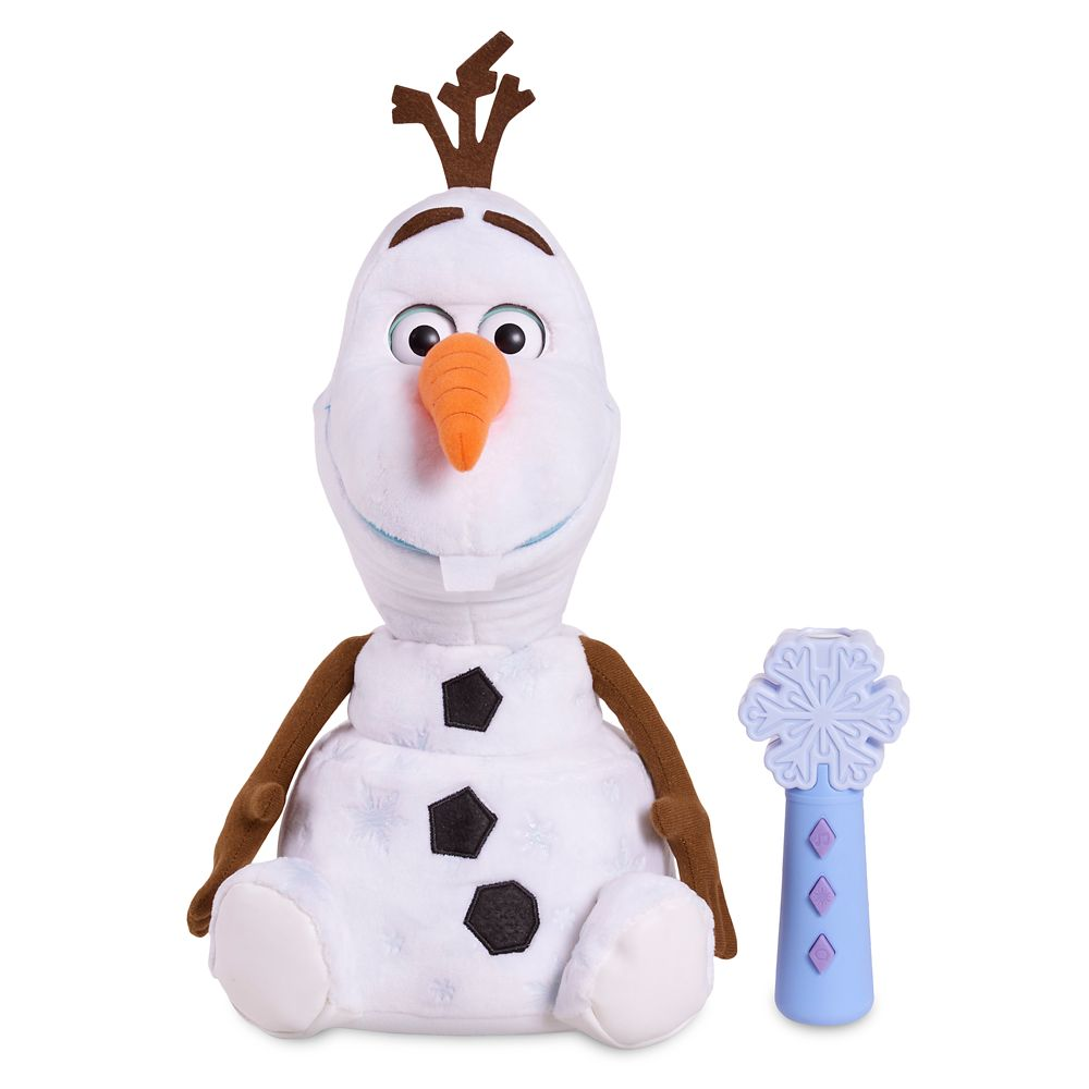 Olaf Plush Singing Follow-Me Friend Doll – Frozen 2