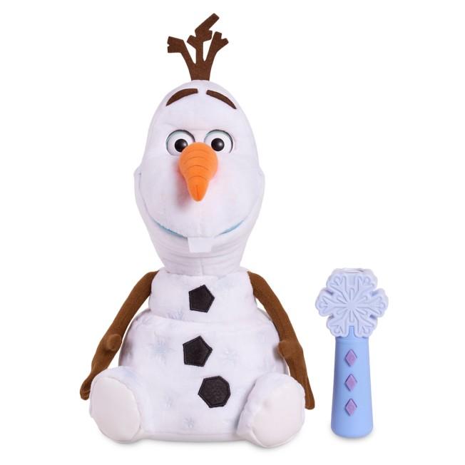 Olaf Plush Singing Follow-Me Friend Doll – Frozen 2