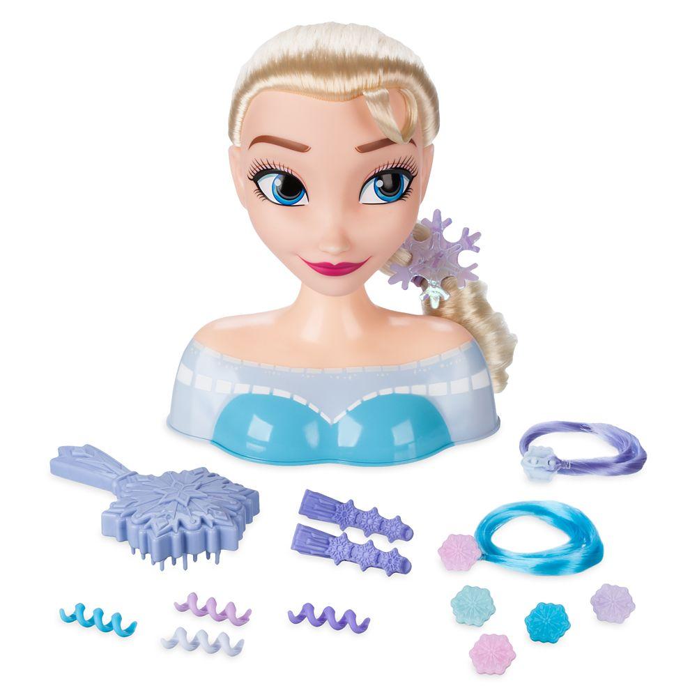 Elsa Styling Head – Frozen