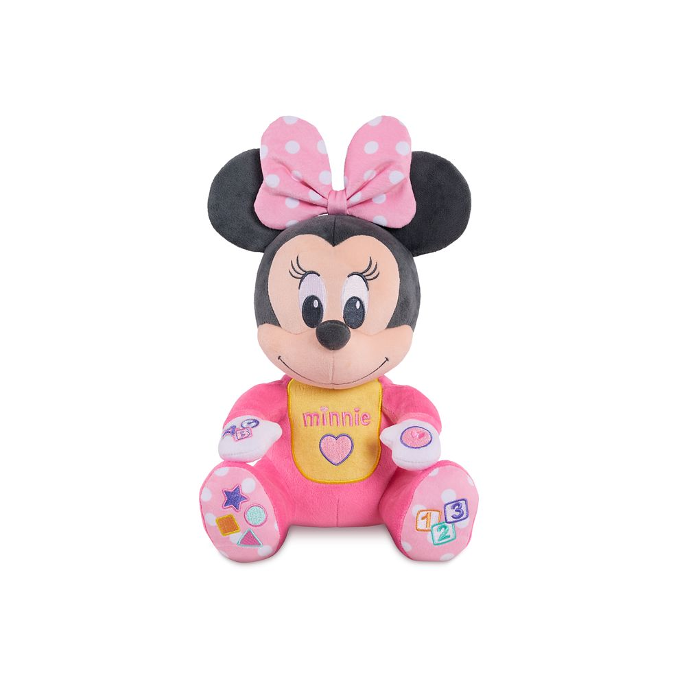 Minnie Mouse Musical Discovery Minnie Plush