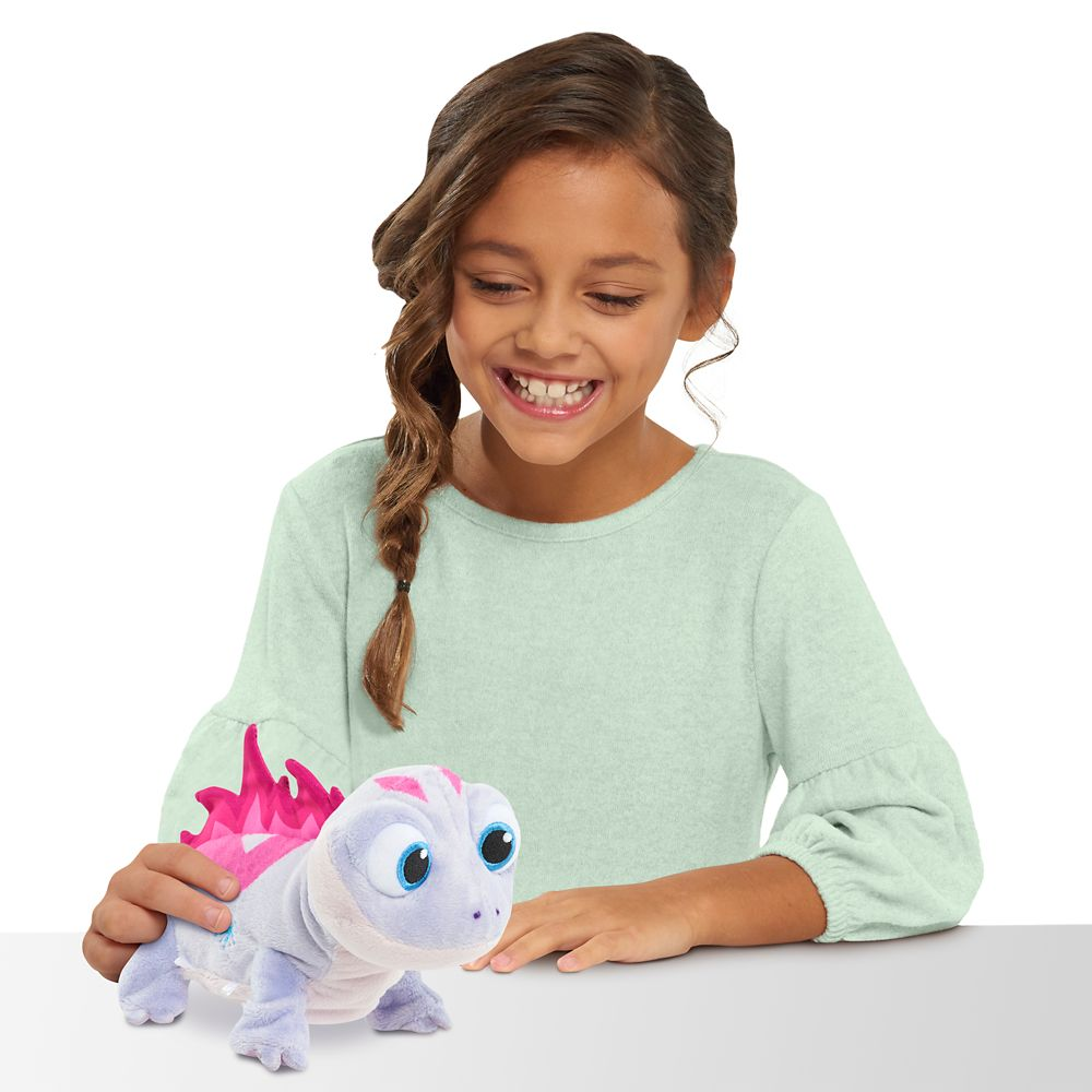 Bruni the Salamander Walk & Glow Fire Spirit – Frozen 2