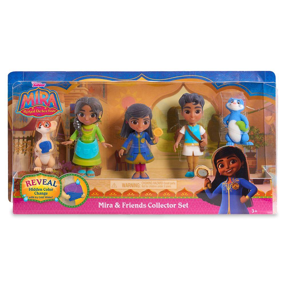 Mira, Royal Detective Collector Figure Set