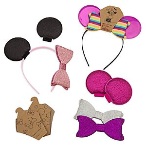 Minnie Mouse DIY Ears Kit