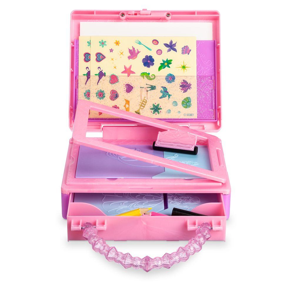 Disney Princess Fashion Plates Play Set
