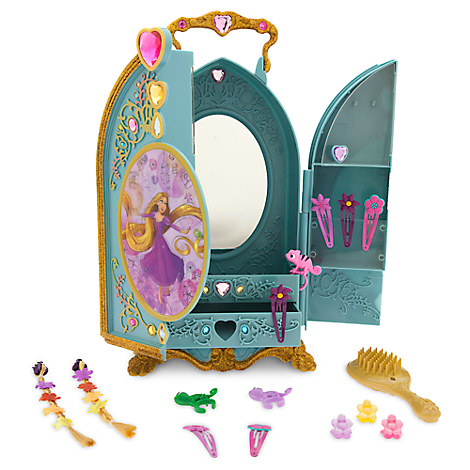 Rapunzel Hair Styling Case