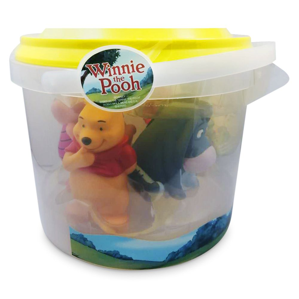 Winnie the Pooh and Pals Bath Set for Baby