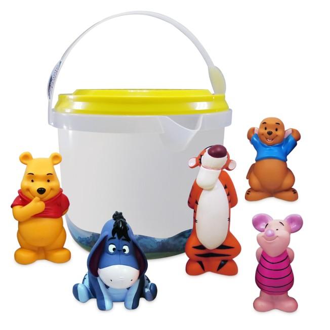 Winnie the Pooh and Pals Bath Set