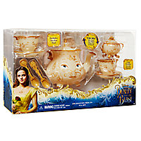 Beauty and the Beast Enchanted Objects Tea Set - Live Action Film