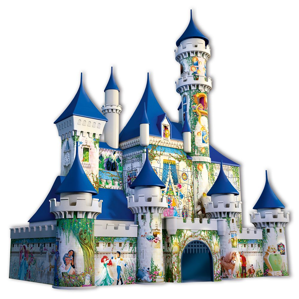 Disney Castle 3D Puzzle by Ravensburger