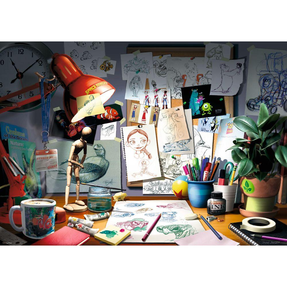 Pixar Art Puzzle by Ravensburger