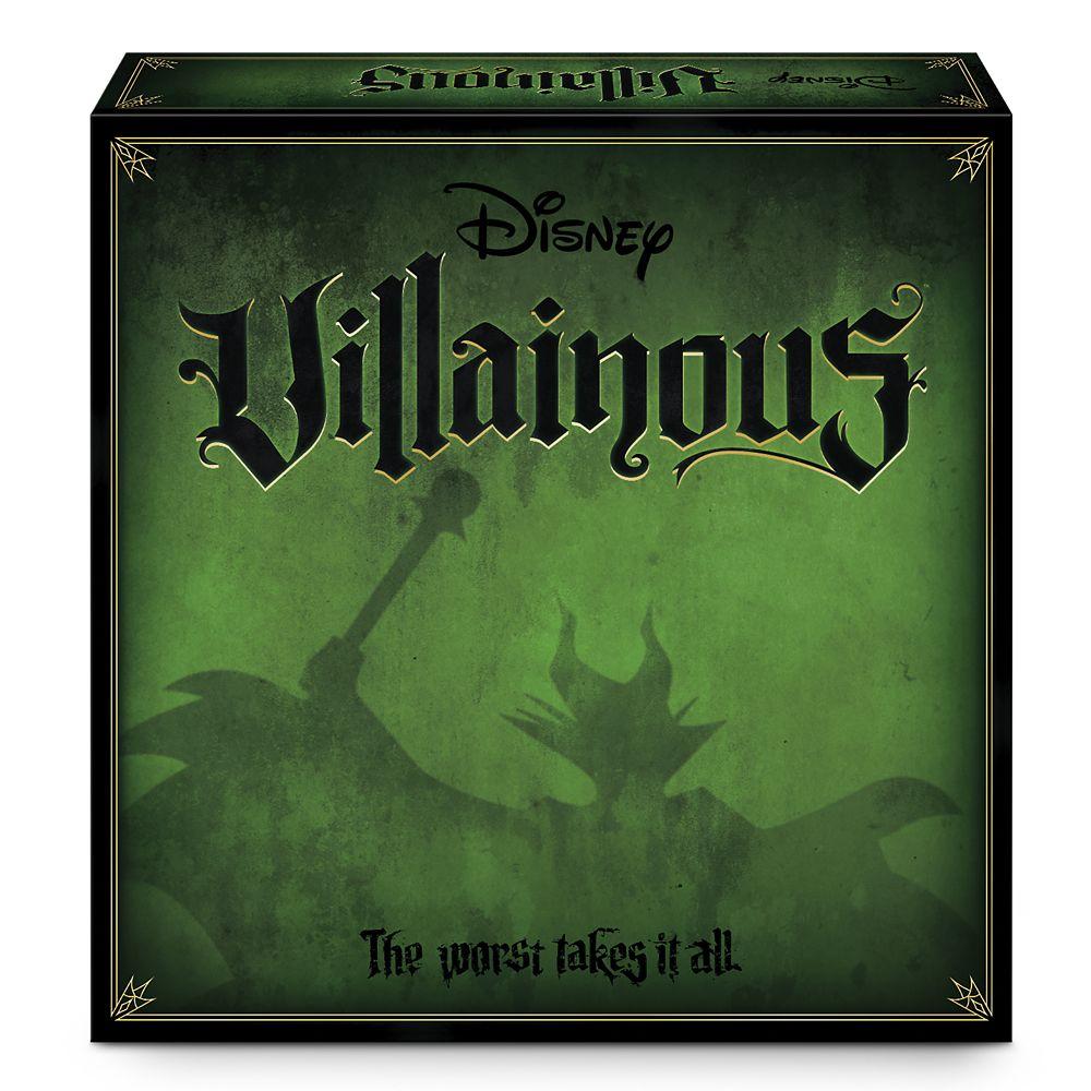 Disney Villains ''Villainous'' Game
