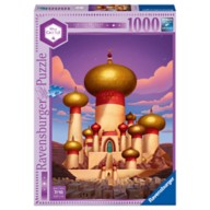 Jasmine Castle Puzzle by Ravensburger – Aladdin – Disney Castle Collection – Limited Release