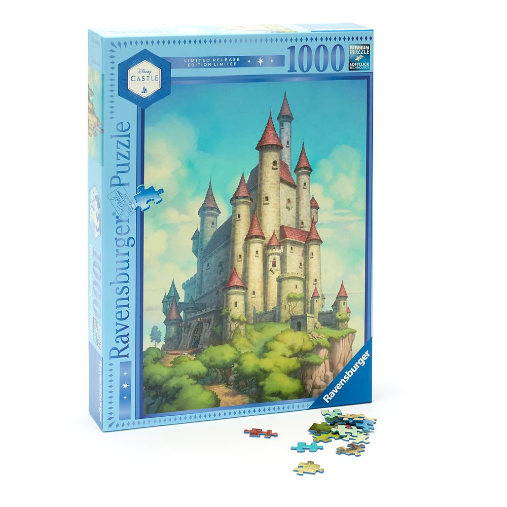 Snow White Castle Puzzle by Ravensburger – Disney Castle Collection – Limited Release