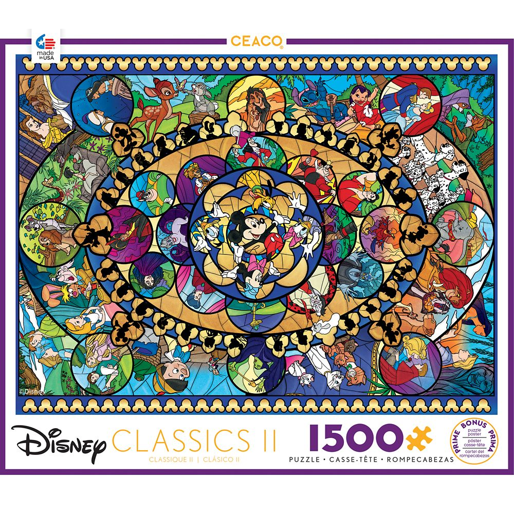 Disney Classics II Puzzle by Ceaco