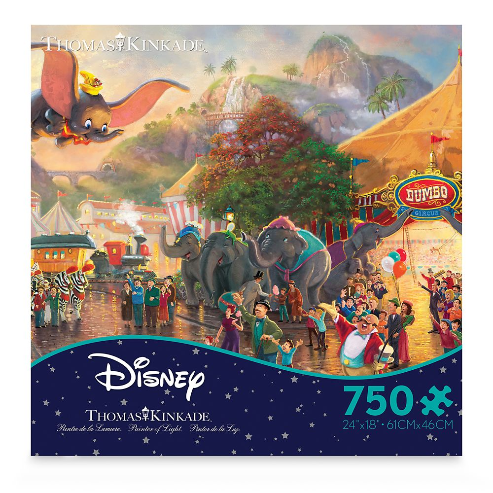 Dumbo Puzzle by Thomas Kinkade