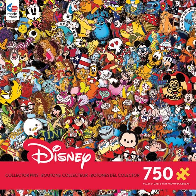 Disney Collector Pins Puzzle