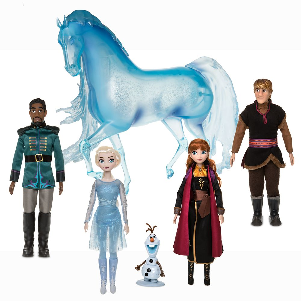 Frozen 2 Deluxe Doll Set