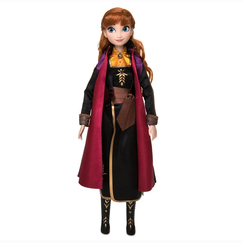 Frozen 2 Deluxe Doll Set