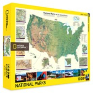 National Parks Puzzle – National Geographic