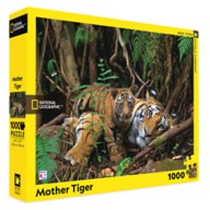 Mother Tiger Puzzle –National Geographic
