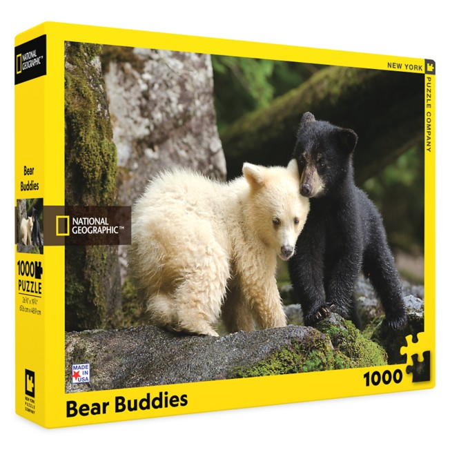 Bear Buddies Puzzle – National Geographic